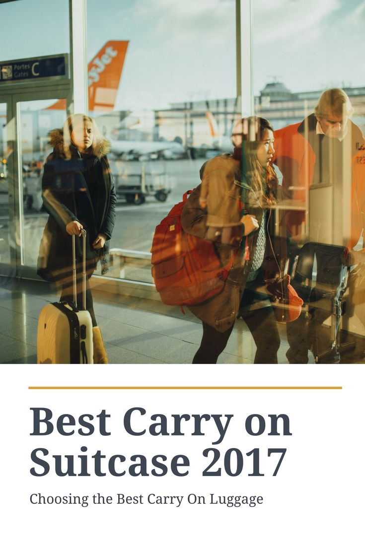 How to find the best carry on suitcase for yourself? Check out this guide to the best carry on luggage.