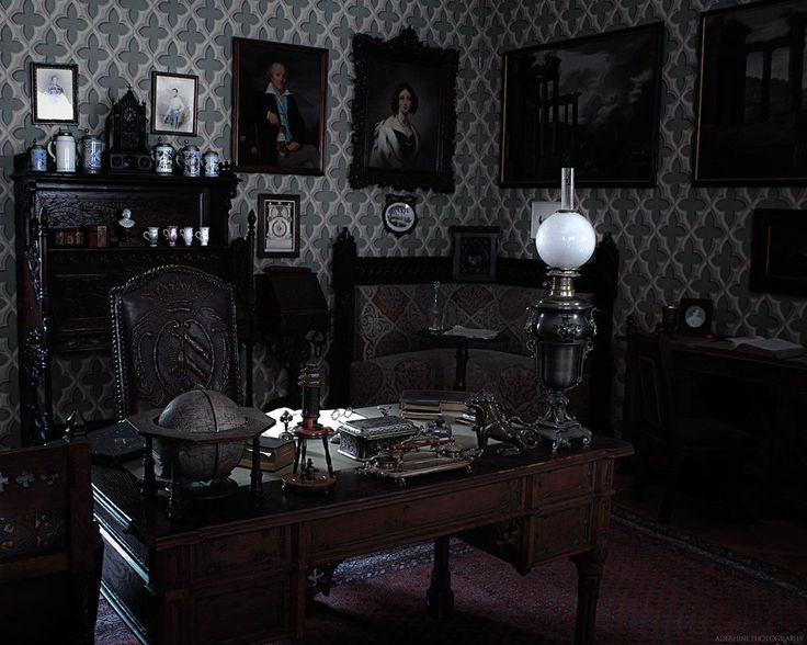 646 best images about gothic style on pinterest baroque for Got home decor