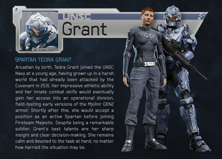 Spartan Grant - Gen2 Pathfinder Armour - FT Majestic ...