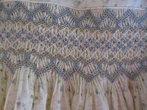 Sew Much Good: Smocking Gallery