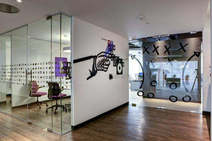 Grafica de oficinas buscar con google wall graphic for Internet para oficinas