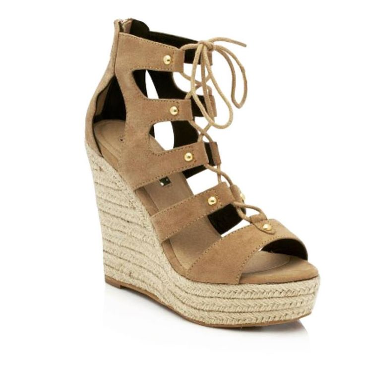 platform wedge, pair them with all your Spring fashion