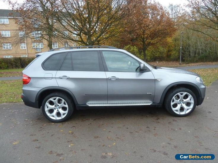 2009/09 BMW X5 3.0D SE 7SEAT AUTO 5DR GREY LEATHER SAT/NAV 72K FBMWSH #bmw #x530dse7sauto #forsale #unitedkingdom