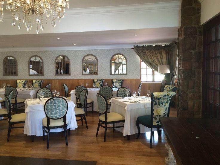 Irene lodge refurb restaurant