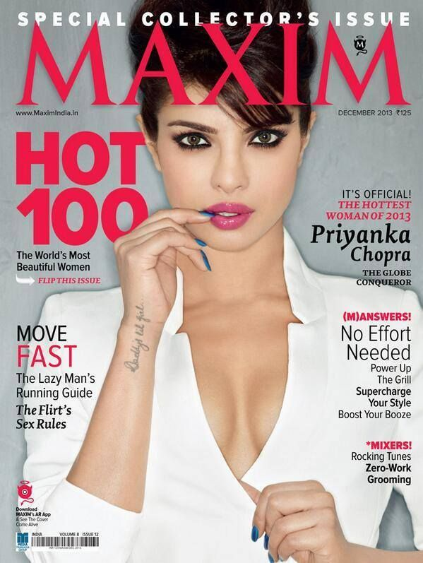Priyanka Chopra – Maxim India's Hottest Woman 2013
