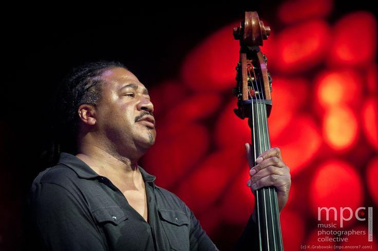 James Genus during Lotos Jazz Festival in Bielsko-Biala (Jan 31, 2013). Concert of Terri Lyne Carrington.