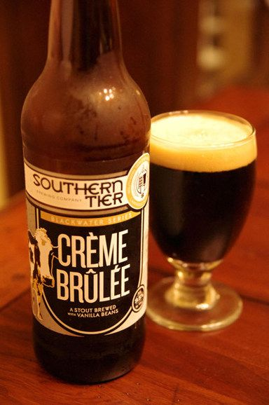 a real desert beer stout and vanilla, amazing after dinner very yummy - mix with Pumpkin ale!