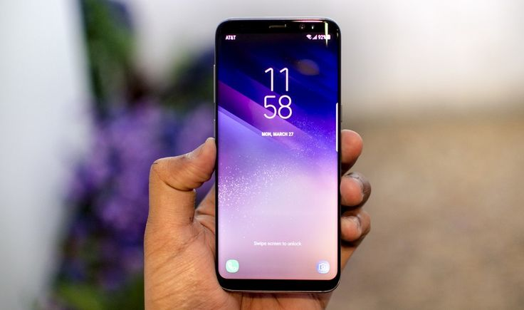 Phones Galaxy S9/S9 coming on 26 February and the launch will begin March 16 Galaxy S9 Mobile phones Samsung