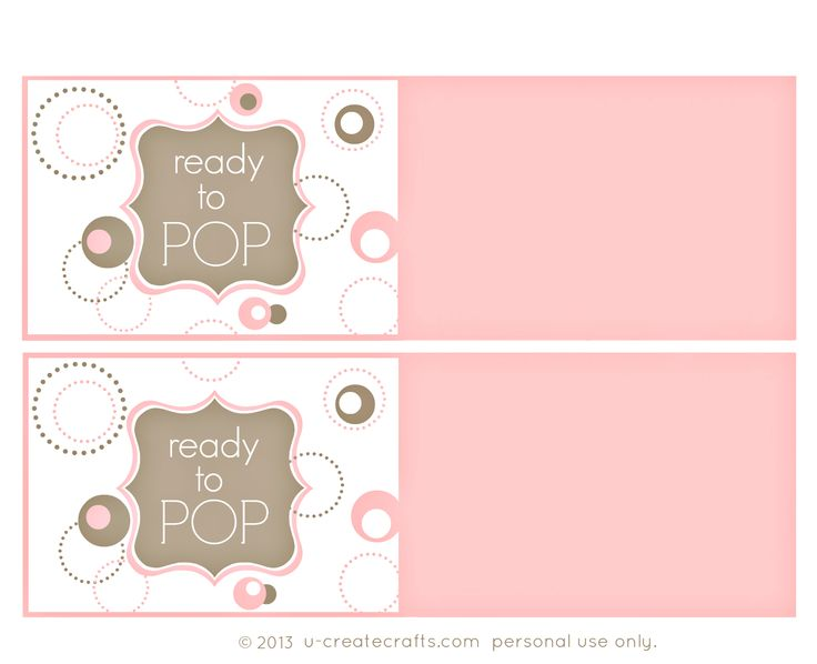 ready to pop printablepng google drive baby shower pinterest d ready to pop and google