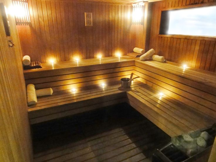 The sauna and steam room for our guests to reach the highest level of relaxation! #spa #grecianbay #wellness  http://www.grecianbay.com/spa-holidays.html