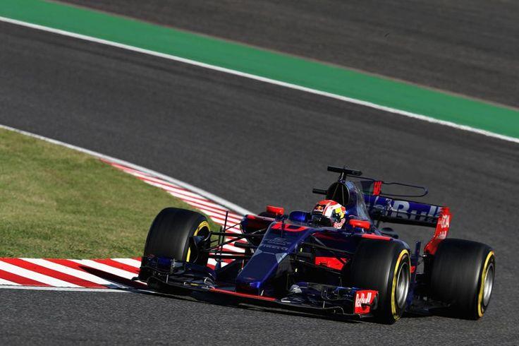 トロ・ロッソ:ピエール・ガスリーが13位完走 / F1日本グランプリ  [F1 / Formula 1]