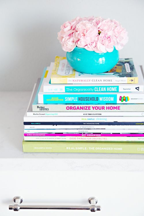 Good Reads: Where I Find My Organizing Inspiration