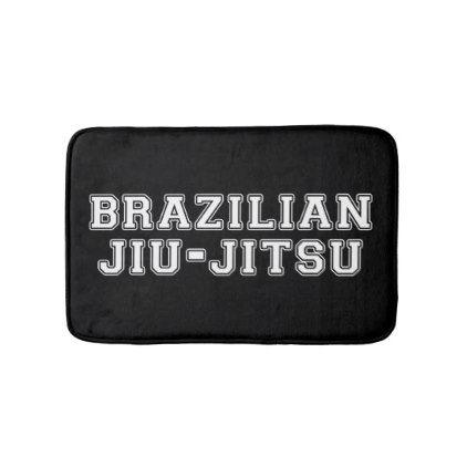 #Brazilian Jiu Jitsu Bathroom Mat - #Bathroom #Accessories #home #living
