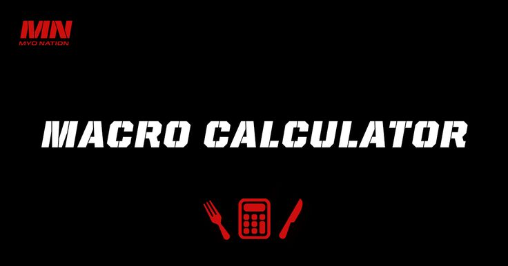 QUICKLY and EASILY calculate your macros with this accurate Macro Calculator. Learn EXACTLY what to eat to reach your fitness and bodybuilding goals!