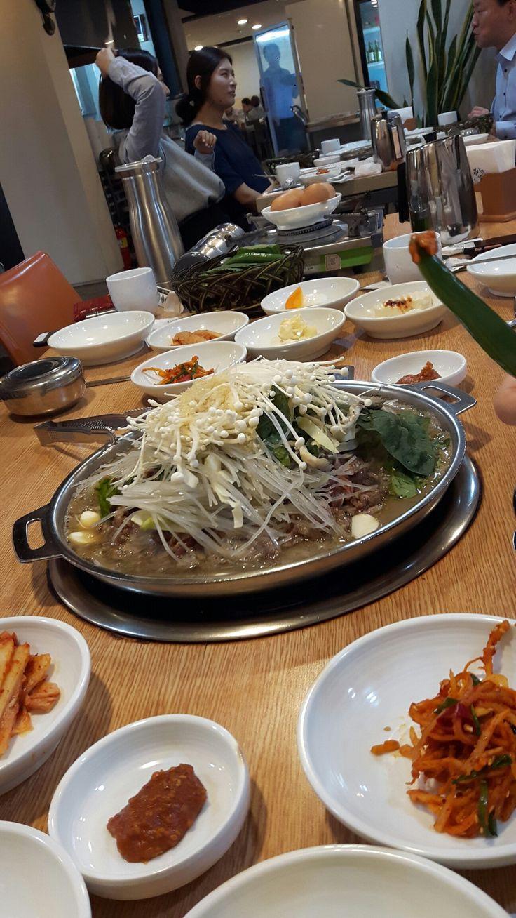 Bulgogi...my fav food in Seoul