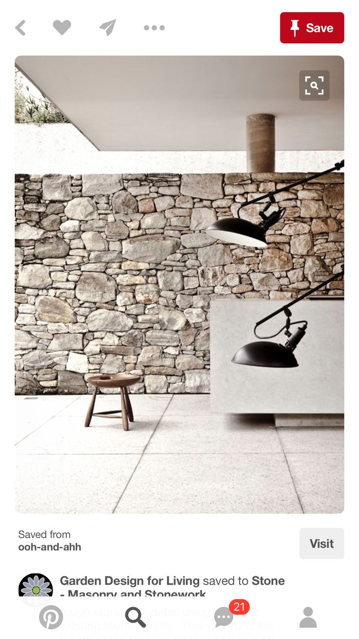 Inspiration for a wall