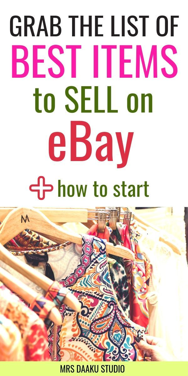 Best Items To Flip On Ebay How To Start Reselling For Profit