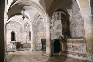 krypta św. Leonarda na Wawelu