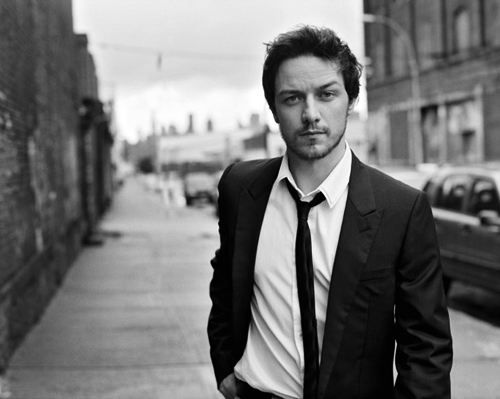 James McAvoy...fantastic in the conspirator, and xmen, and atonement, and evvvvvvvvverything