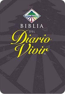 Biblia de Estudio Diario Vivir.  Reina Valera 1960.