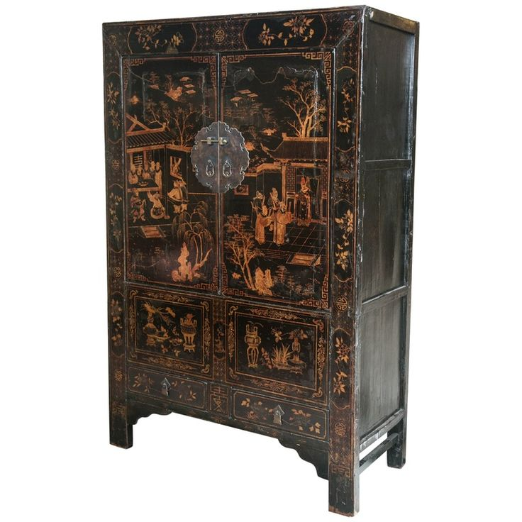 449 best furniture images on pinterest antique furniture for Chinese art furniture