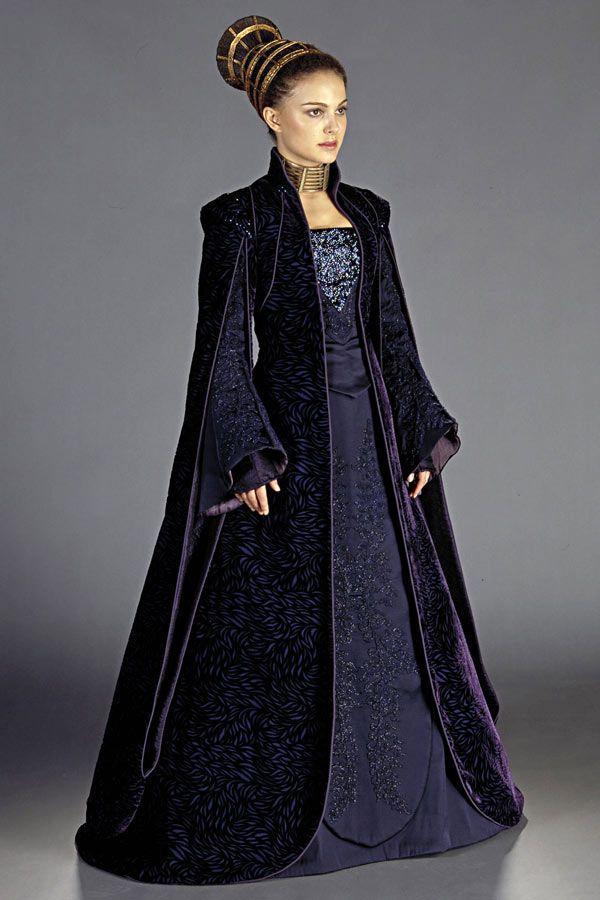 Padme Amidala Senate Costume Star Wars - Coat