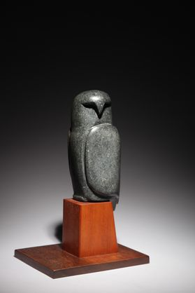 My love of animals and the joy that I find in the abstract interplay of space and shape are the two dominant themes in my stone sculptures and limited edition bronzes. - Penelope Crittenden