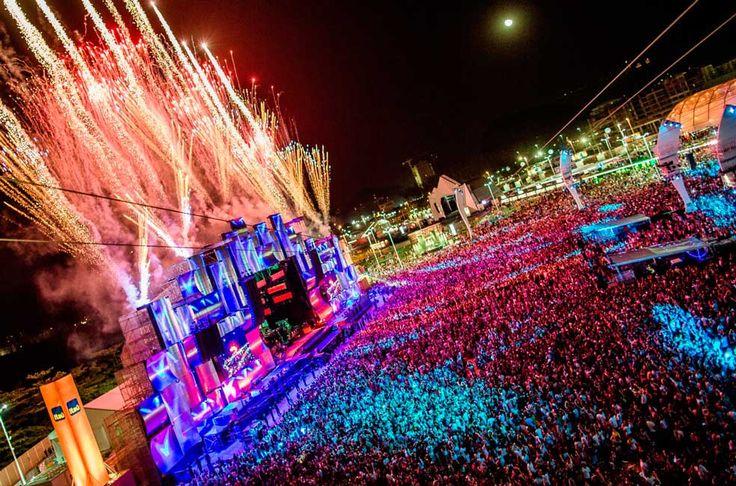 Лучшие европейские музыкальные фестивали 2017 года