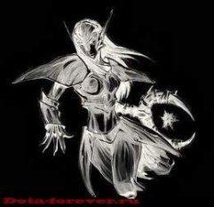 В древности Shendelzare она же Венга была могущественным стражем, вместе со своей сестрой Mortred они охраняли врата храма богини Элуны но, увидев, как Mortred безжалостно расправляется со своими враг...