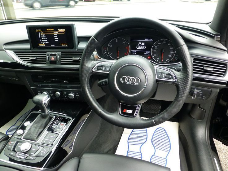 Cool Audi 2017: Audi A6 SALOON 3.0 TDI Black Edition S Tronic Quattro 4dr... Car24 - World Bayers Check more at http://car24.top/2017/2017/06/18/audi-2017-audi-a6-saloon-3-0-tdi-black-edition-s-tronic-quattro-4dr-car24-world-bayers-2/