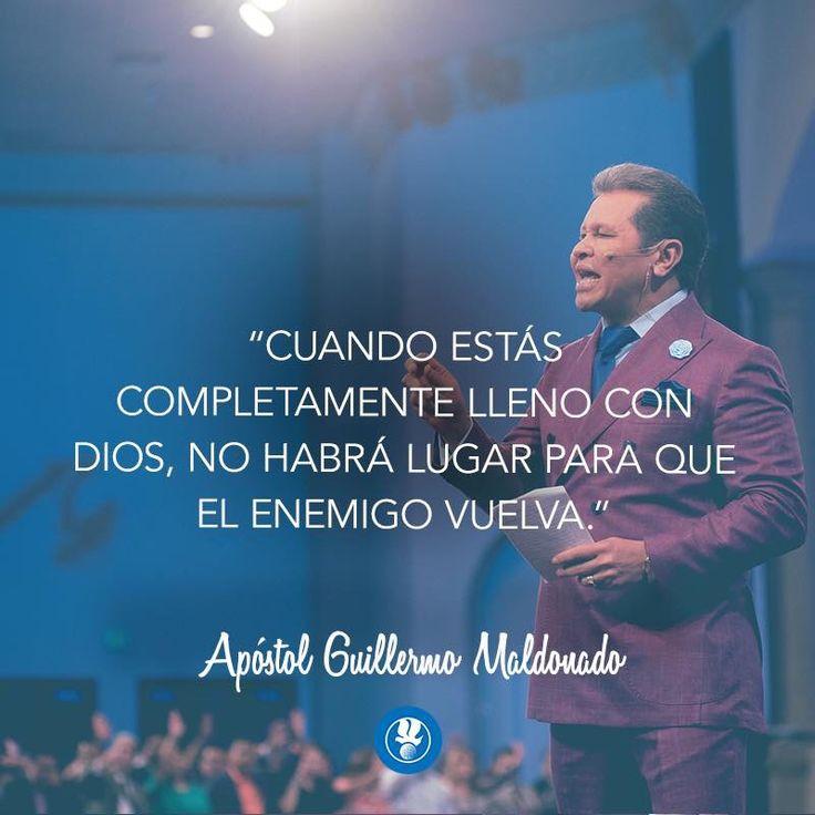 Apostól Guillermo Maldonado