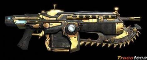 Todas las apariencias de armas de Gears of war 3. - Guia de Gears Of War 3 GEARS 3 para xbox 360