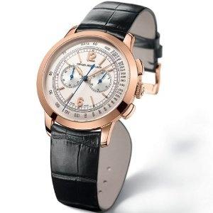 Girard-perregaux 49539-52-151-bk6a 1966 Chronograph Gold Men's Automatic Watch
