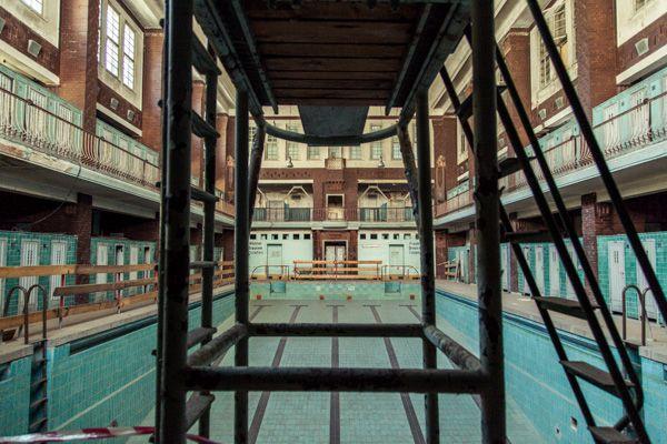 La Berlino Nascosta: Hupe, la piscina di Lichtenberg, un gioiello da scoprire   Berlino Cacio e Pepe