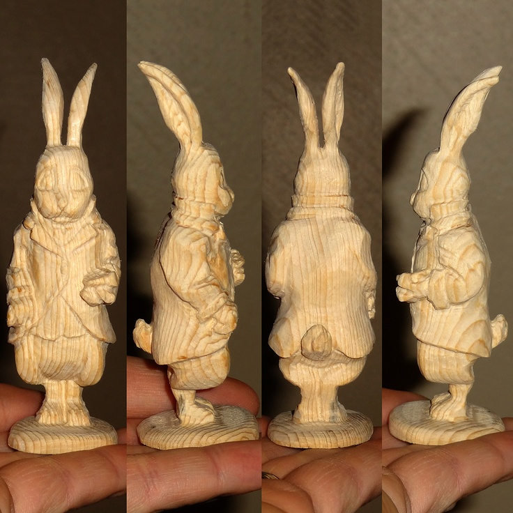 Best rabbit sculpture ideas on pinterest