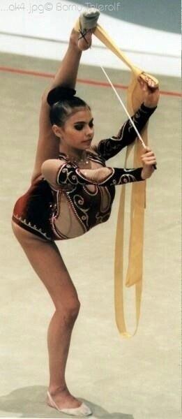 Alina Kabaeva (Russia)