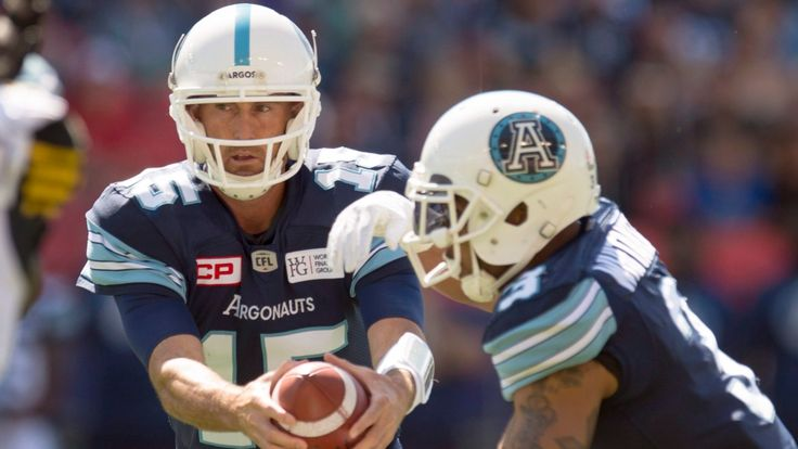 Dan Ralph   Ricky Ray threw for a career-best 506 yards and a TD as the Toronto Argonauts began the Marc Trestman era with a 32-15 home win over the Hamilton Tiger-Cats on Sunday night. Ray completed 32-of-41 passes to make Trestman's Toronto coaching debut a successful one before a... - #Argos, #Career, #CBC, #Day, #Double, #Enjoys, #Football, #Opener, #Ray, #Ricky, #Sports, #Ticats, #World_News