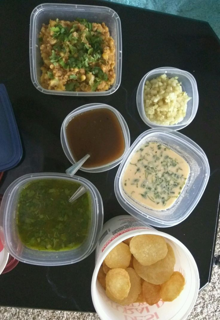 Recipe – Panipuri / Panipuri with Ragda stuffing