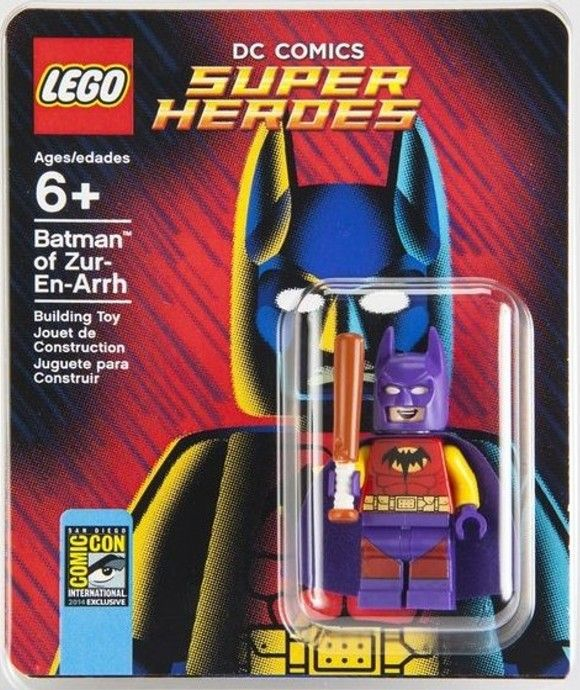 SDCC036-1: Batman of Zur-En-Arrh | Brickset: LEGO set guide and database