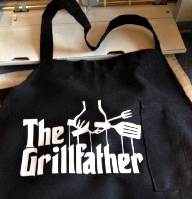 Grillfather Apron - AmaysingGifts.com #FathersDay #Father #BBQ #Apron #Dad #DadGift