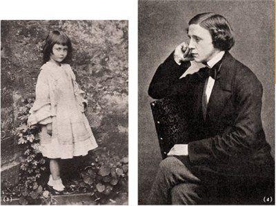Льюис Кэрролл и его Алиса - версия Story