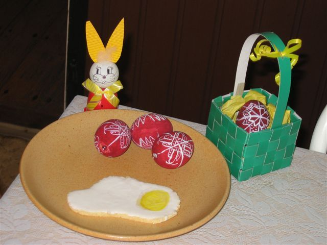 Easter :- ) fried egg cookies