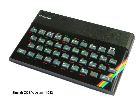 Sinclair ZX Spectrum (1982)