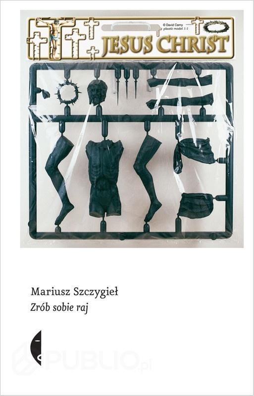 'Zrób sobie raj'  autor: Mariusz Szczygieł  cena: 28,81 zł