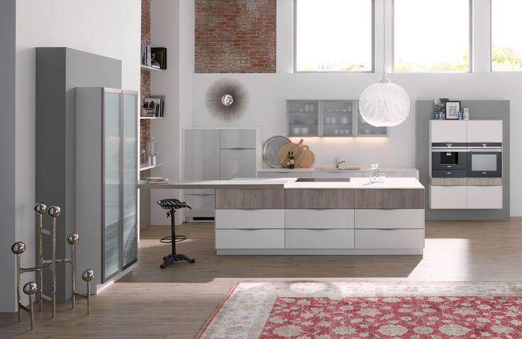 Prachtige moderne keuken van Bauformat Onze eigen keukens - preise nolte küchen