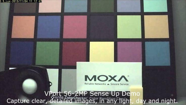 Moxa VPort 56 2MP Series - Demos