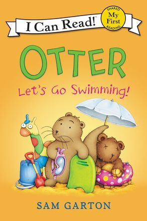 36 best level e books images on pinterest comic comic book and otter lets go swimming by sam garton fandeluxe Choice Image
