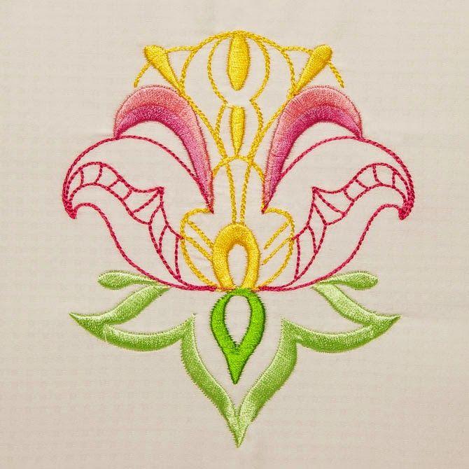 Borduur en naaimachine creaties: Websites waar je gratis borduurpatronen kan downloaden (2)