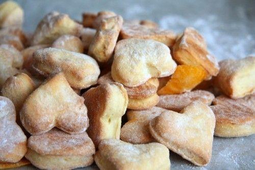 Готовим нежное печенье на сметане / Простые рецепты