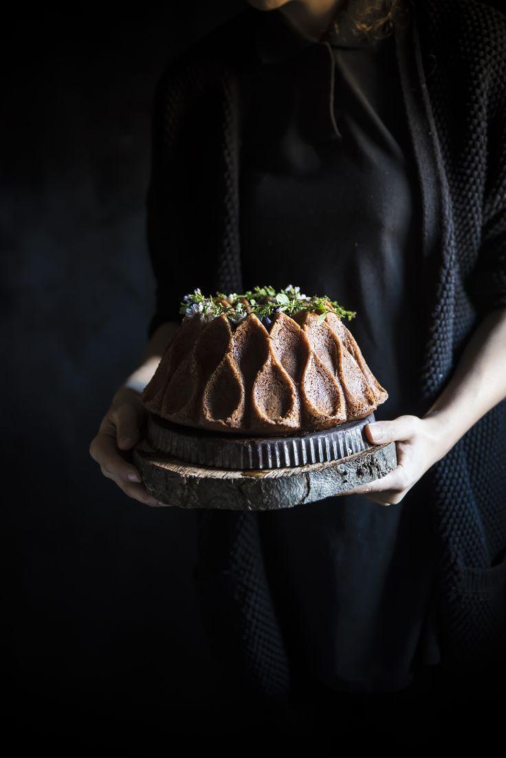 Clementine Earl Grey bundt cake/
